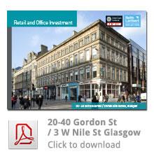 20-40 Gordon Street / 3 West Nile Street