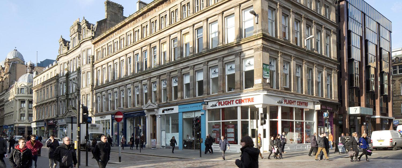 20-40 Gordon Street / 3 West Nile Street Glasgow