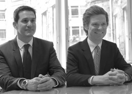 Ewan Cartwright & Richard Ford